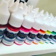 аэрография на ногтях, краски для аэрографии на ногтях OneAir