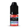 Перламутровая краска для аэрографии на ногтях красная рубин OneAir Professional