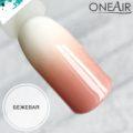 Профессиональная Краска для аэрографии на ногтях OneAir Бежевая