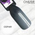 Профессиональная Краска для аэрографии на ногтях OneAir Серая