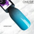 Профессиональная Краска для аэрографии на ногтях OneAir Небесная