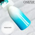 Профессиональная краска для аэрографии на ногтях OneAir типса Небесная