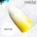 Жёлтая типса Профессиональная краска для аэрографии на ногтях OneAir