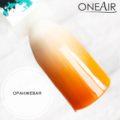 Оранжевая типса Профессиональная краска для аэрографии на ногтях OneAir