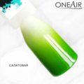 Салатовая типса Профессиональная краска для аэрографии на ногтях OneAir