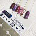 Дизайны с трафаретами и красками OneAir
