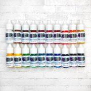 Набор Базовых красок OneAir профессиональные краски для аэрографии на ногтях