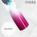 Профессиональная краска для аэрографии на ногтях Вишневая OneAir