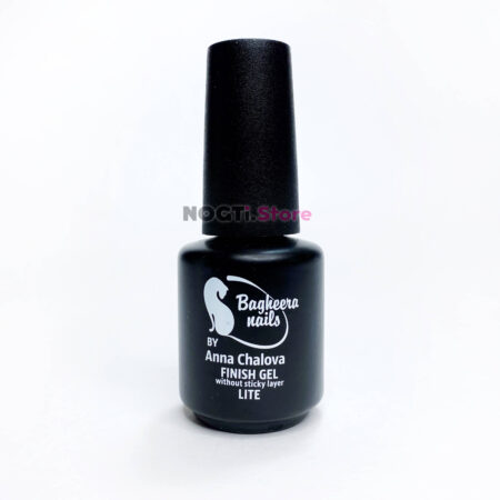 Топ без л/с LITE B-5 Bagheera nails finish gel Nogti.Store
