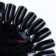 типсы черные на кольце купить NogtiStore