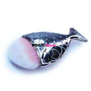 Мягкая щеточка кисть рыбка