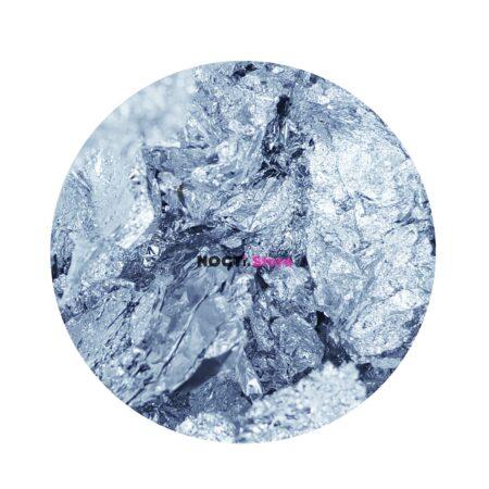 Поталь для дизайна серебро 50 мл