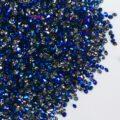 Кристаллы для дизайна насыщенный сапфир