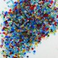 Кристаллы для дизайна разноцветные