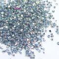 Кристаллы для дизайна серебро
